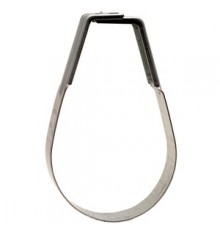 "Collier de suspension type 401 ""poire"" (nu)"